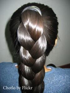 репейное масло для волос окрашенных волос