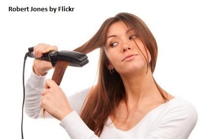 Красить волосы сухие или мокрые