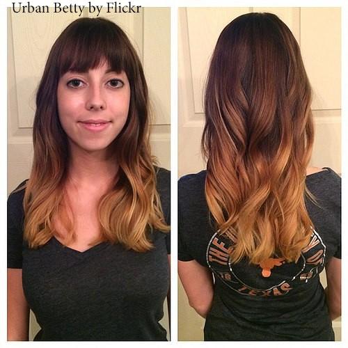 Волосы по лопатки фото