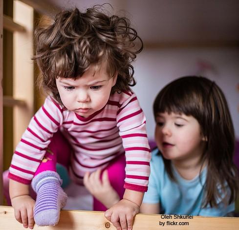 прически для детей должны быть удобны