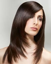 фото филировка волос