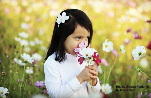 аксессуаром может служить цветок