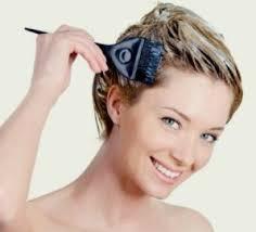 Чем закрасить седину без вреда для волос