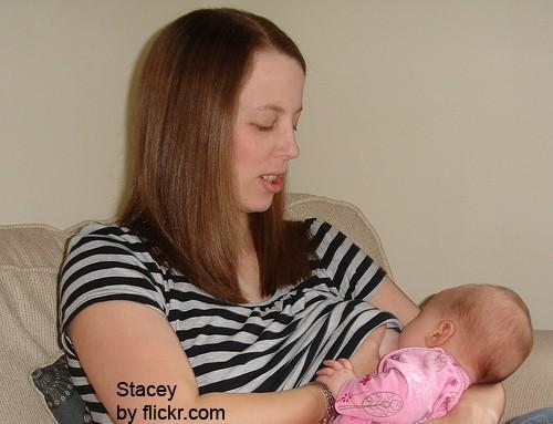 диетическое питание во время лактации также может стать причиной выпадения волос