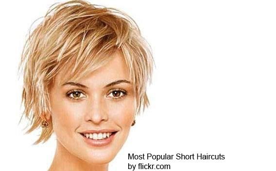 творческий беспорядок Most Popular Short Haircuts