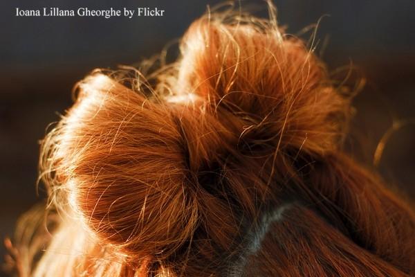 коса на выворот фото как плести