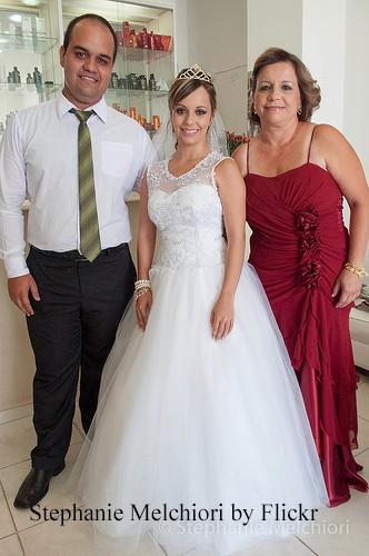 Прическа на свадьбу для мамы на короткие волосы