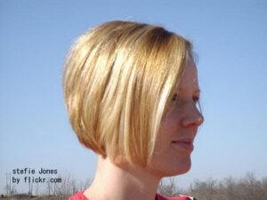 солнечный блонд