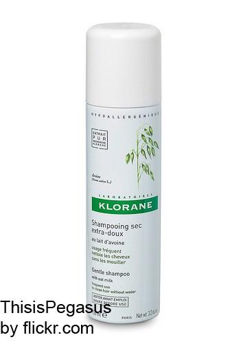 Шампуни серии Klorane предназначены для разных видов себореи