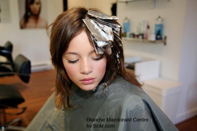 Можно ли красить мелированные волосы - 8e03d