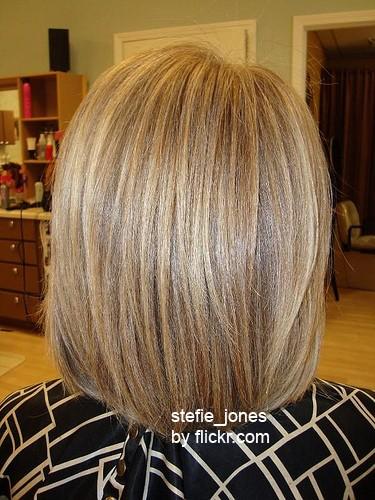 Такая техника приближает цвет волос к природному