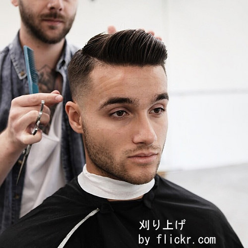 молодёжные причёски для парней фото с названием