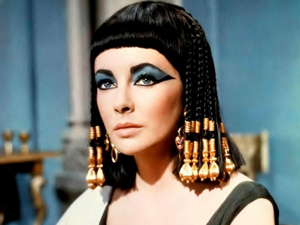 Прически в египте