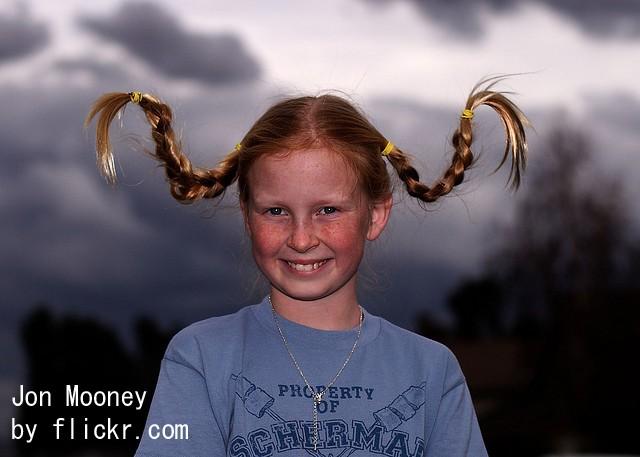 Фото детских причёсок на короткие волосы с чёлкой
