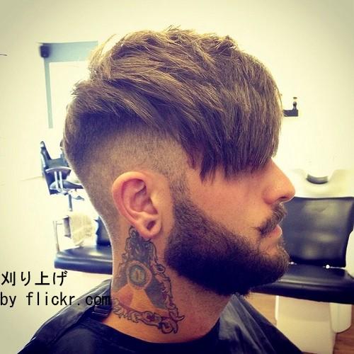 Очень круто смотрится причёска HairSTYLE с удлинённой чёлкой.