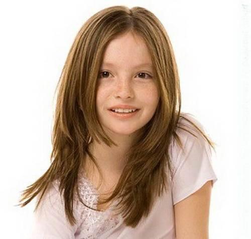 Стрижки для девушки подростка фото