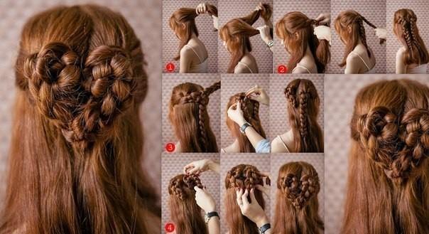 Как заплести себе красивую косу