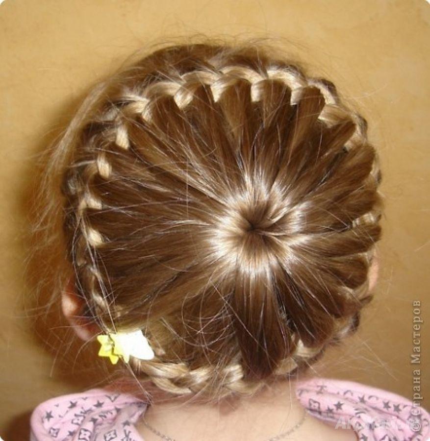 плетение кос подробные схемы