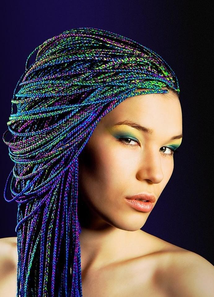 Афрокосички вредно для волос