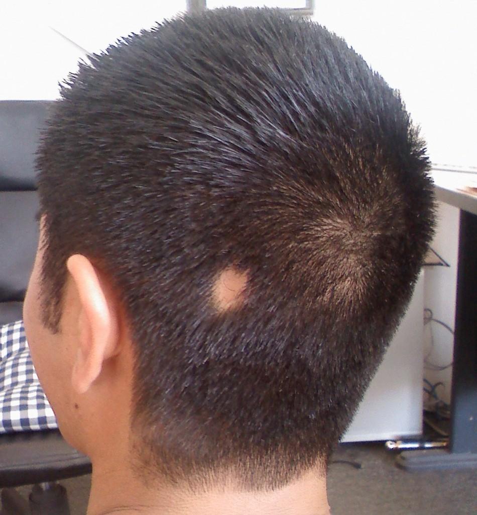Лечение и окраска волос хной