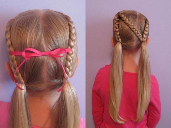 Прически на длинные волосы - 150 вариантов фото и видео уроки