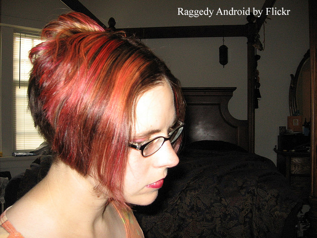 Raggedy Android
