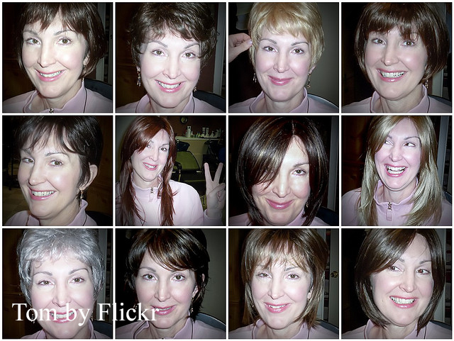 Как постирать парик из искусственных волос