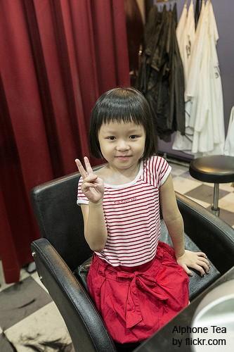 каре - одна из самых популярных детских стрижек
