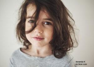 каскад хорош для вьющихся волос