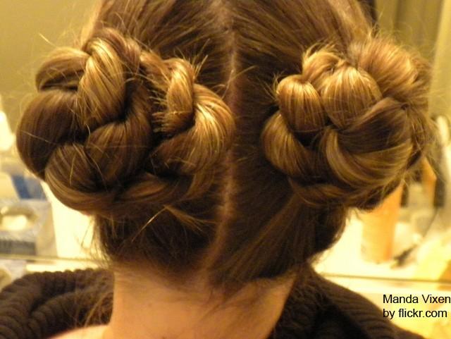 косы - гульки