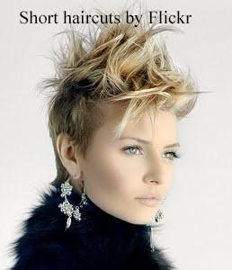 Short haircuts