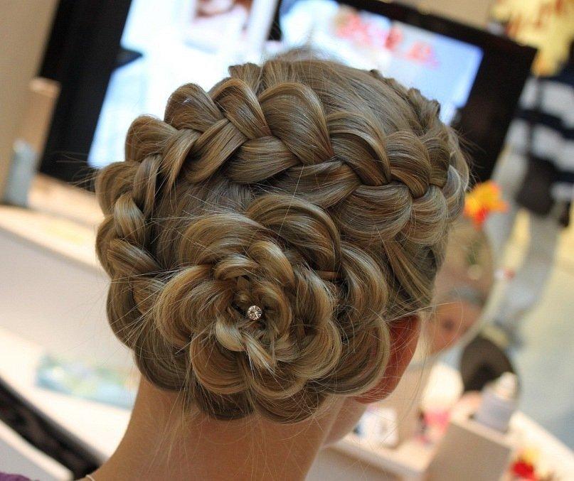 Как сделать косу на выворот фото 995