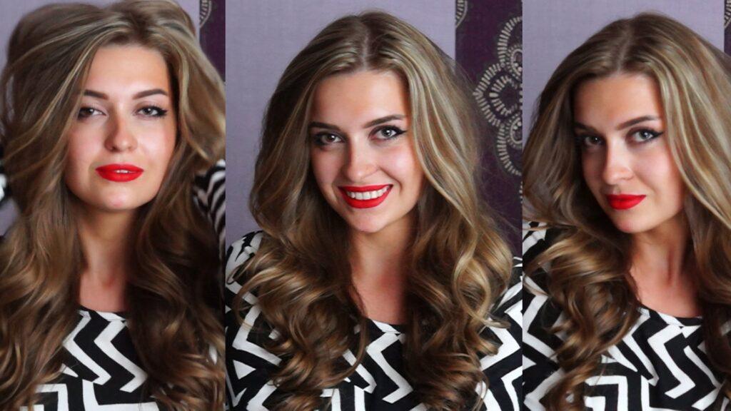 Объемные волосы как сделать фото 288