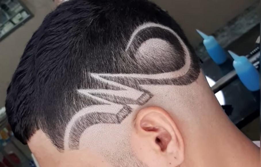 Hair tattoo для мужчин
